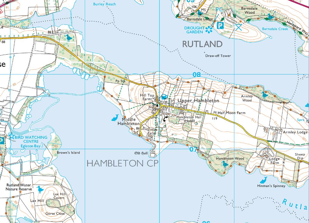 rutland water viewpoint
